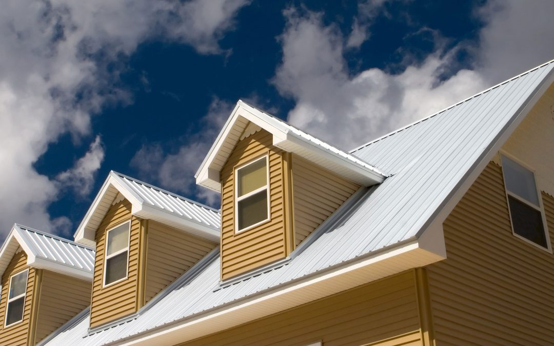 Different types of roofs